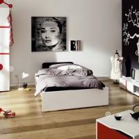 интерьер спальни в современном стиле фото 10