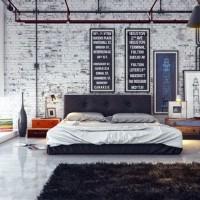 интерьер спальни в современном стиле фото 13