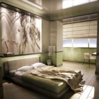 интерьер спальни в современном стиле фото 14