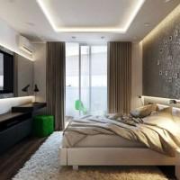 интерьер спальни в современном стиле фото 15