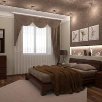 интерьер спальни в современном стиле фото 16