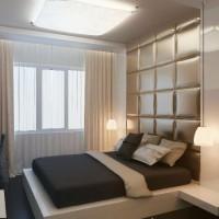 интерьер спальни в современном стиле фото 22