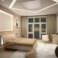 интерьер спальни в современном стиле фото 23