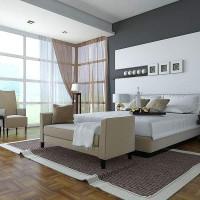 интерьер спальни в современном стиле фото 24