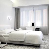 интерьер спальни в современном стиле фото 28