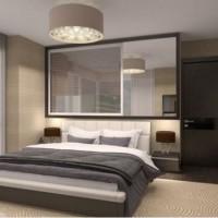интерьер спальни в современном стиле фото 31