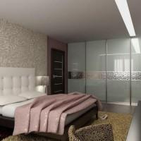 интерьер спальни в современном стиле фото 32