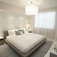 интерьер спальни в современном стиле фото 34