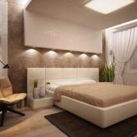 интерьер спальни в современном стиле фото 35