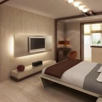 интерьер спальни в современном стиле фото 37