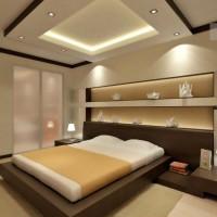 интерьер спальни в современном стиле фото 39