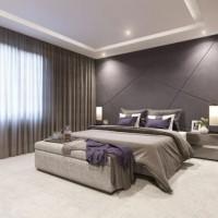 интерьер спальни в современном стиле фото 40