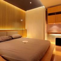 интерьер спальни в современном стиле фото 41
