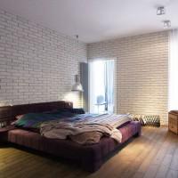 интерьер спальни в современном стиле фото 6