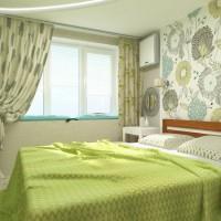 интерьер спальни в современном стиле фото 7