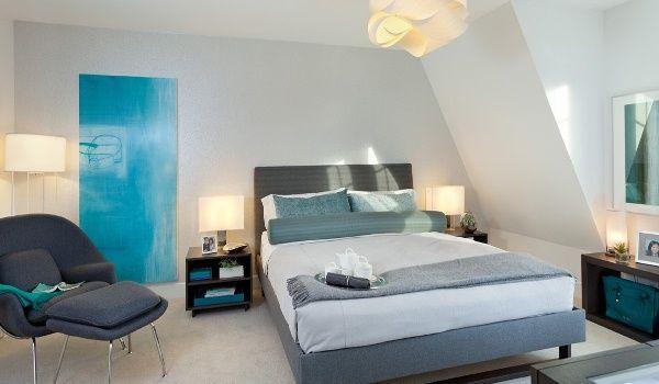 современная спальня дизайн фото 2