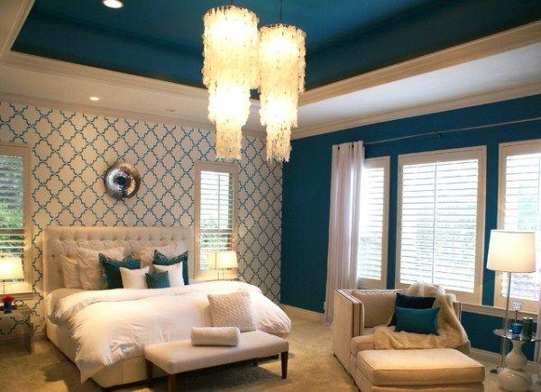 современная спальня дизайн фото 6
