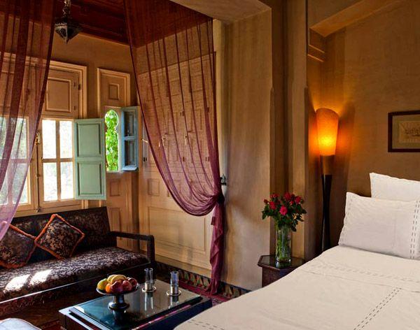 спальня в восточном стиле фото 10
