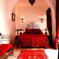 спальня в восточном стиле фото 24