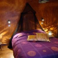 спальня в восточном стиле фото 29