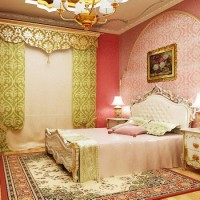 спальня в восточном стиле фото 35