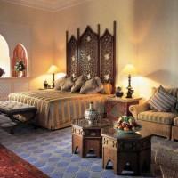 спальня в восточном стиле фото 38