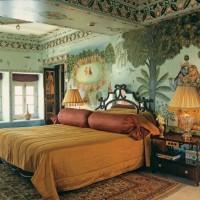 спальня в восточном стиле фото 39