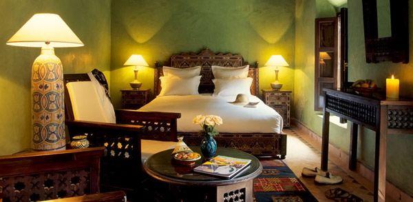 спальня в восточном стиле фото 4