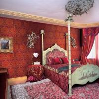 спальня в восточном стиле фото 41