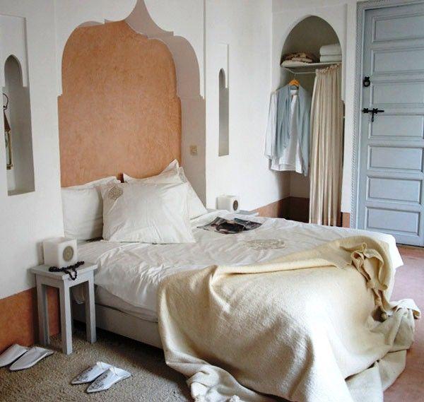 спальня в восточном стиле фото 45
