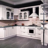 угловая кухня с барной стойкой фото 36