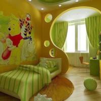 зонирование детской комнаты фото 39