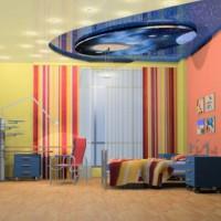 зонирование детской комнаты фото 45