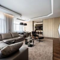 дизайн квартиры в современном стиле фото 3