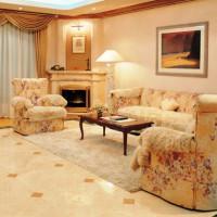 гостиная в классическом стиле фото 4