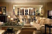 гостиная в стиле арт деко