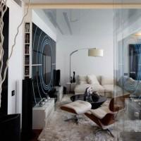 гостиная в стиле модерн фото 33