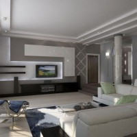 гостиная в стиле модерн фото 43