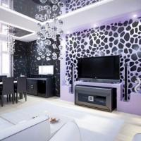гостиная в стиле модерн фото 57