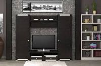 мини стенки в гостиную современные фото