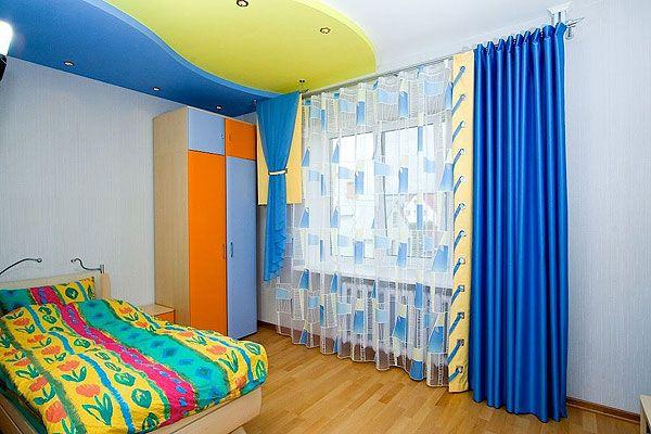 шторы для детской для мальчика фото 4