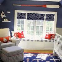 шторы в детскую комнату для мальчика фото 20
