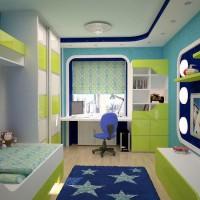 шторы в детскую комнату для мальчика фото
