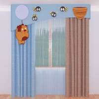 шторы в детскую комнату для мальчика фото 22