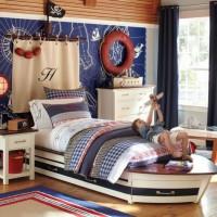 шторы в детскую комнату для мальчика фото 29