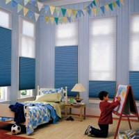 шторы в детскую комнату для мальчика фото 3