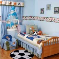 шторы в детскую комнату для мальчика фото 31