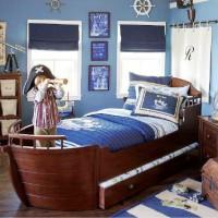 шторы в детскую комнату для мальчика фото 34