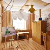 шторы в детскую комнату для мальчика фото 39