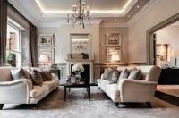 гостиная в стиле современная классика